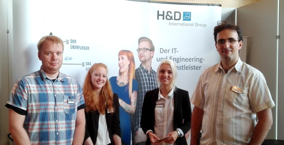 Auszubildende H&D International Group